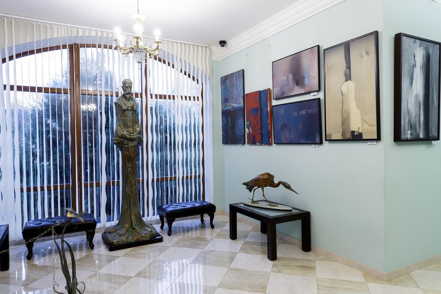 Opening of new exhibitions in the Gallery of the «Old Park»